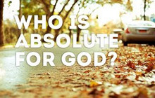 absolute for God