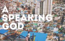 speaking God