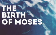 the birth of moses