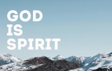 god-is-spirit